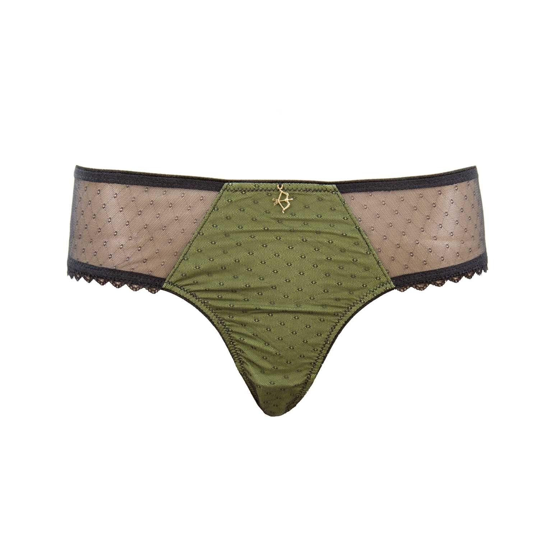 String Panty, vorne