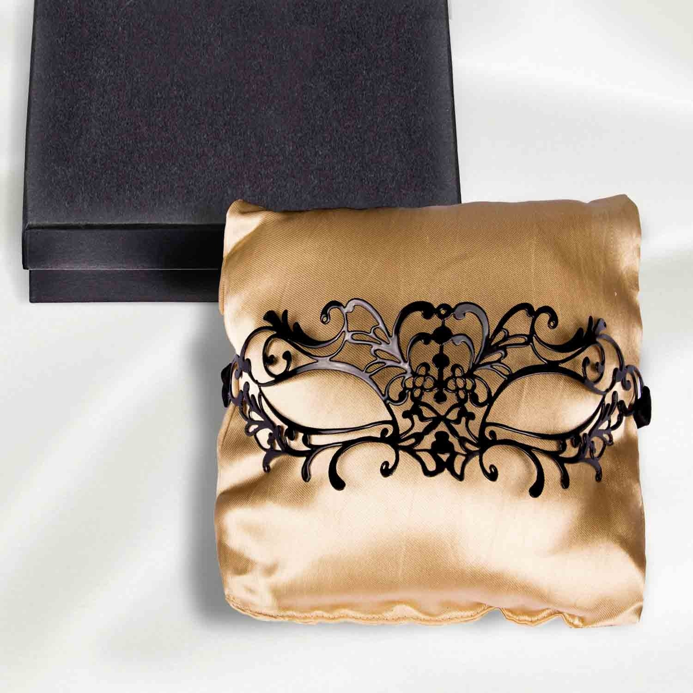 Venezianische Maske in Escora Geschenkbox