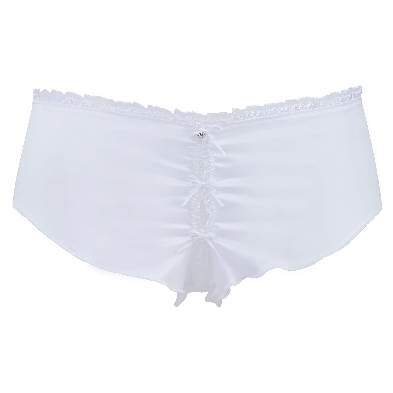 Panty Ouvert in Weiß von Escora