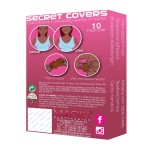 Secret Covers hinten