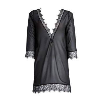 E257 Aurora Seductive long sleeve blouse