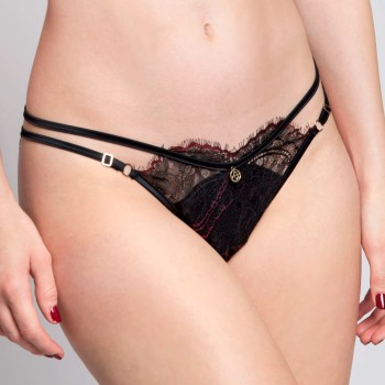 D225 Flavia Fascinating Rio Tanga with adjustable straps