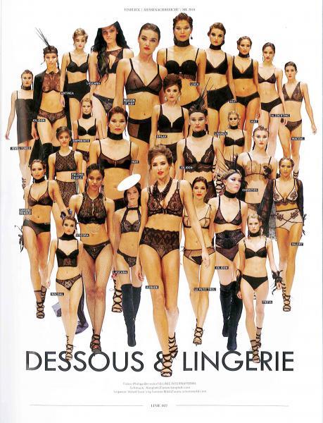 Dessous & Lingerie