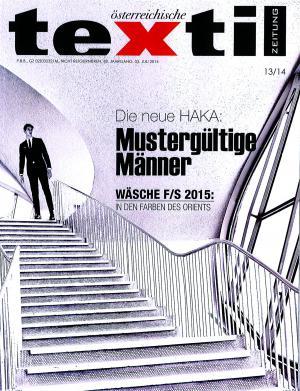 Österreichische Textil Zeitung
